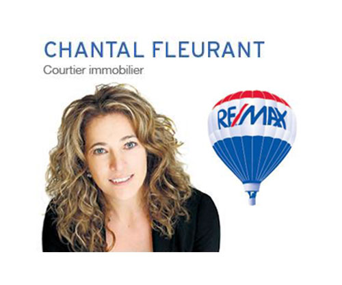 Logo officiel de Chantal Fleurant