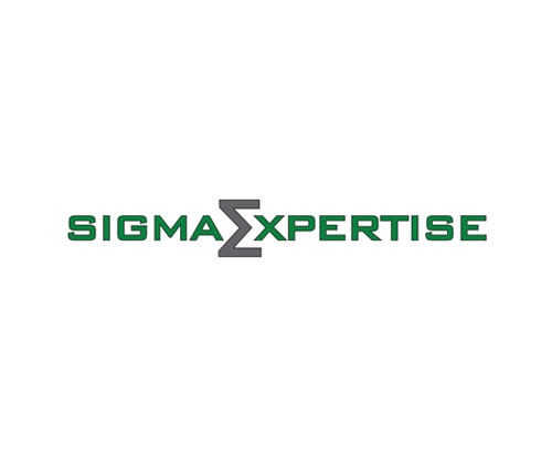 Logo officiel de Sigma Expertise
